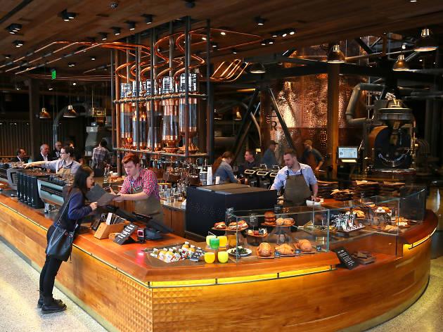 Starbucks is opening an Italian bakery in Red Hook