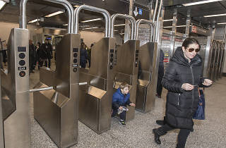 New York Subway Map Jumpers.Subway Turnstile Jumpers Will No Longer Be Prosecuted In Manhattan