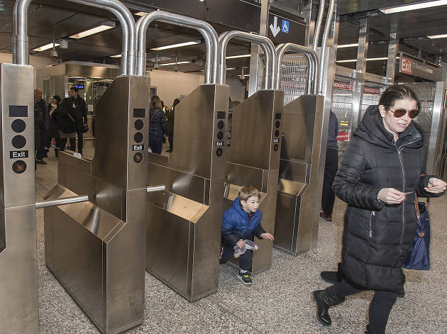 Subway turnstile jumpers will no longer be prosecuted in Manhattan