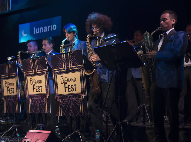 Lunario Big Band Fest 2018