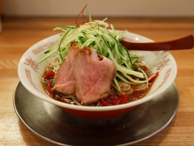 麺や 七彩 八丁堀店 Menya Shichisai Hatchobori