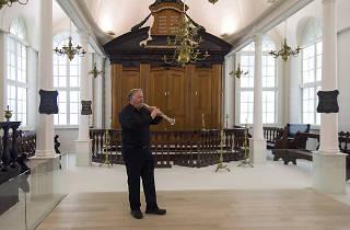 Klezmer in the Gallery