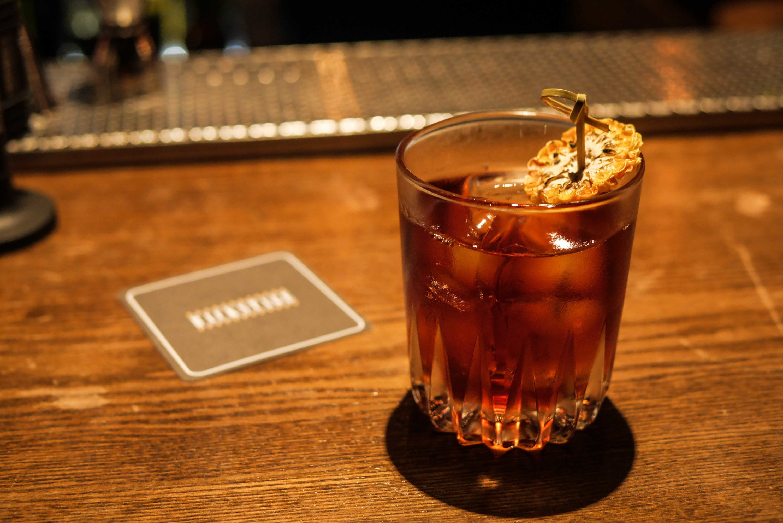 Earthbeet, Backstage Cocktail Bar