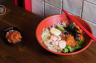 Psy X Korean Noodle House 02
