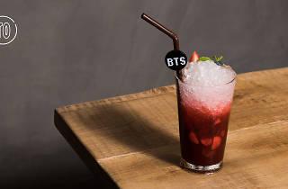 BTS Brick Live Cafe 05