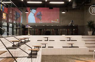 BTS Brick Live Cafe 07