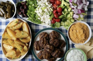 Yia Yia's Homemade Greek Food