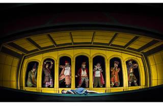 Blancanieves (Foto: Cortesía Compañía Nacional de Danza/ Carlos Quezada)