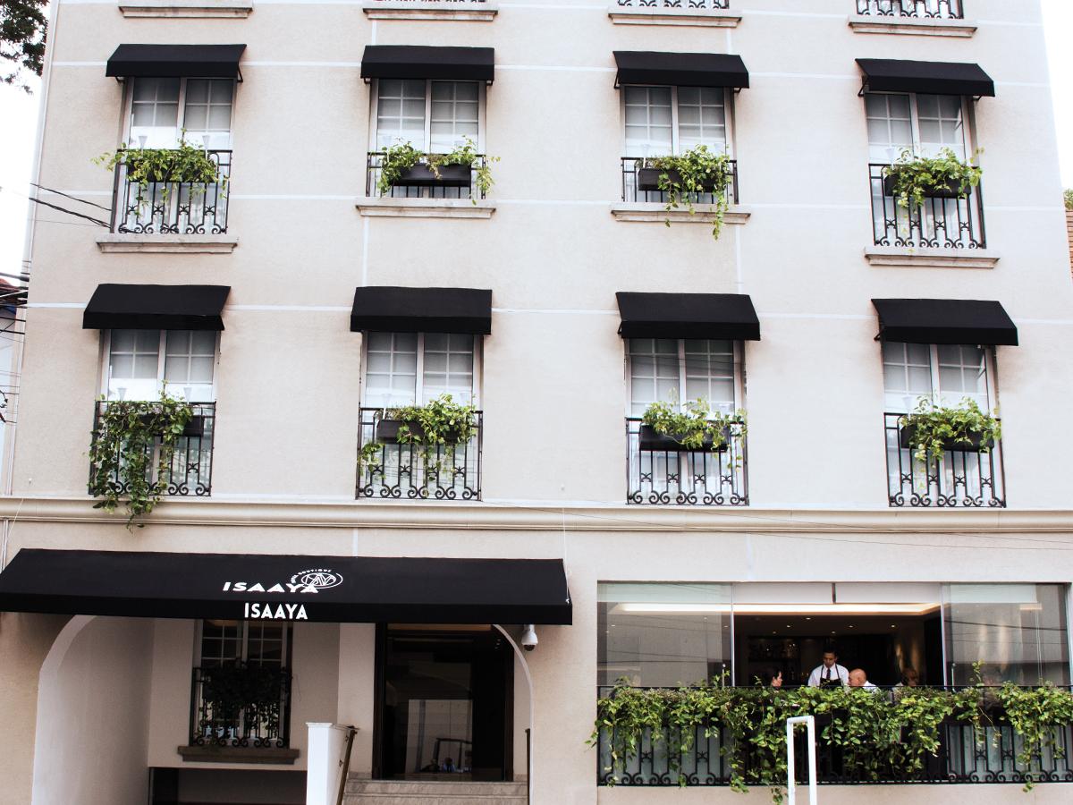 Isaaya Hotel Boutique