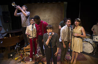 The Shakespearean Jazz Show (NYMF 2017)