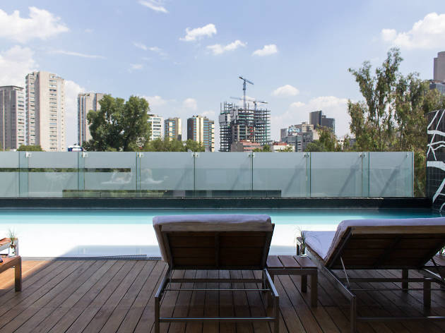 Habita Polanco, los mejores hoteles boutique de la CDMX