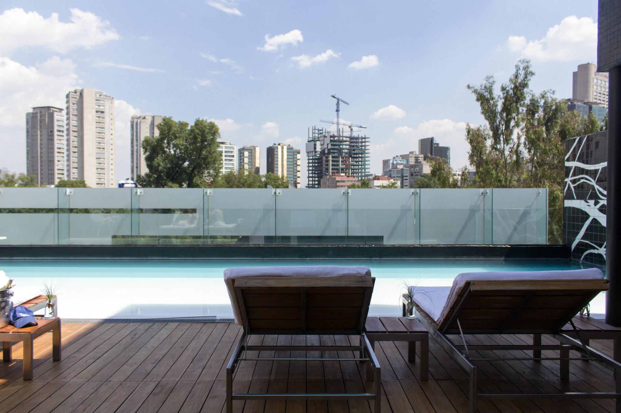 Los Mejores Hoteles Boutique De La CDMX
