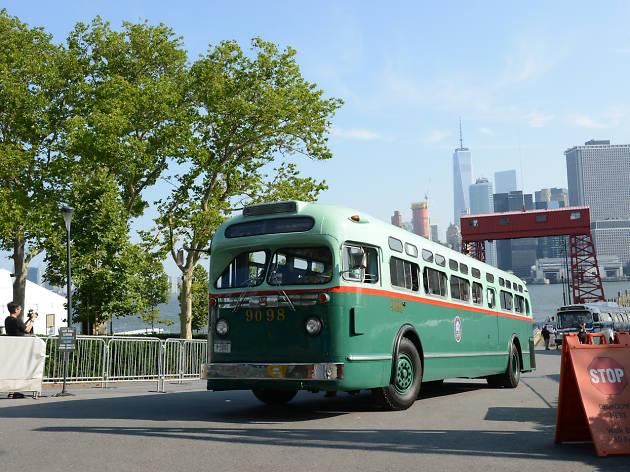 Vintage Bus Bash