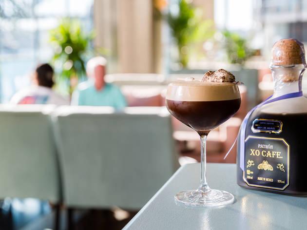 Hacienda Espresso Martini Patron