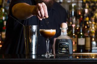 QT Bar Patron Espresso Martini