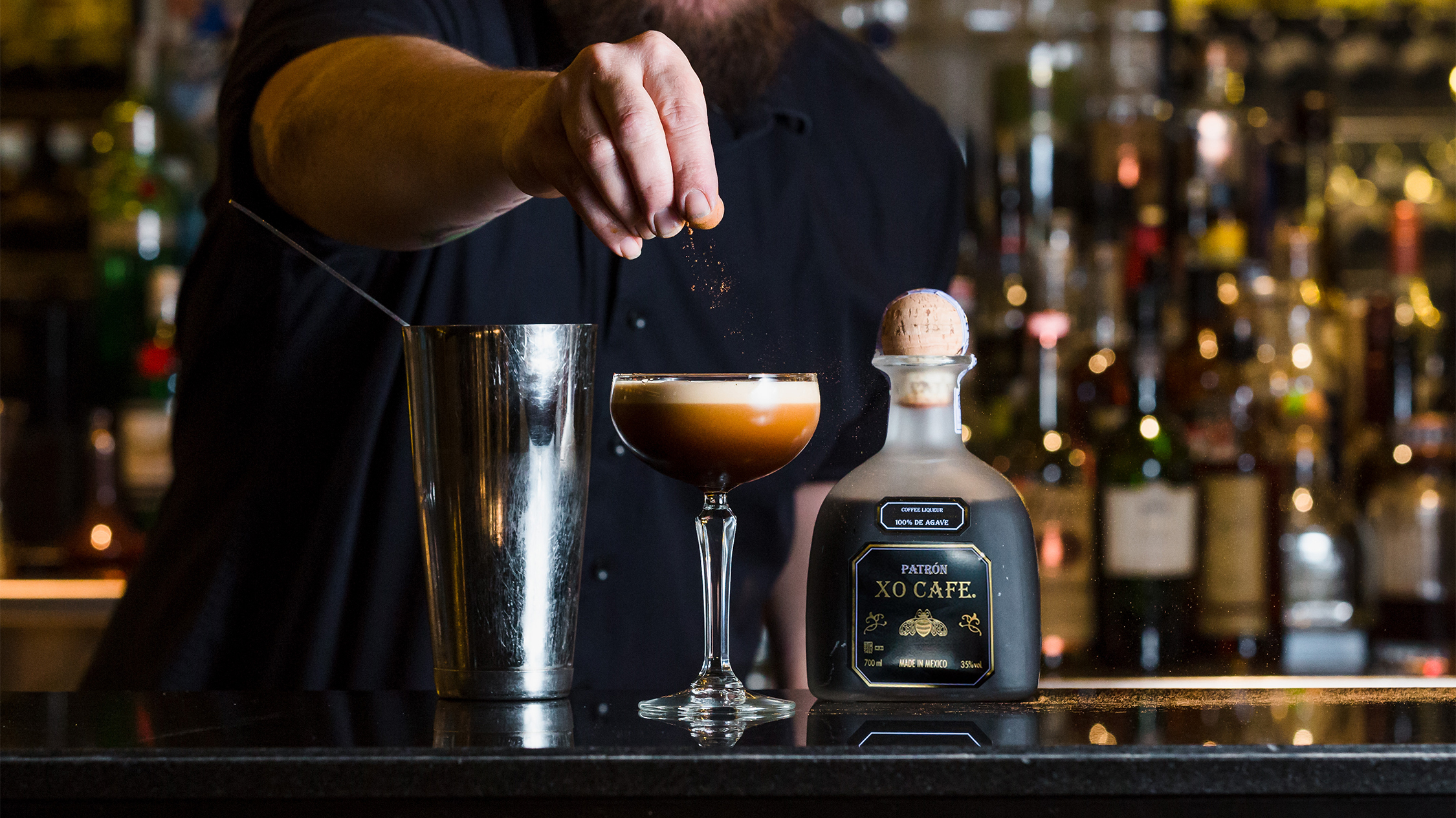 Vote for the bar making your favourite Patrón XO Café Espresso Martini and win a $200 bar tab