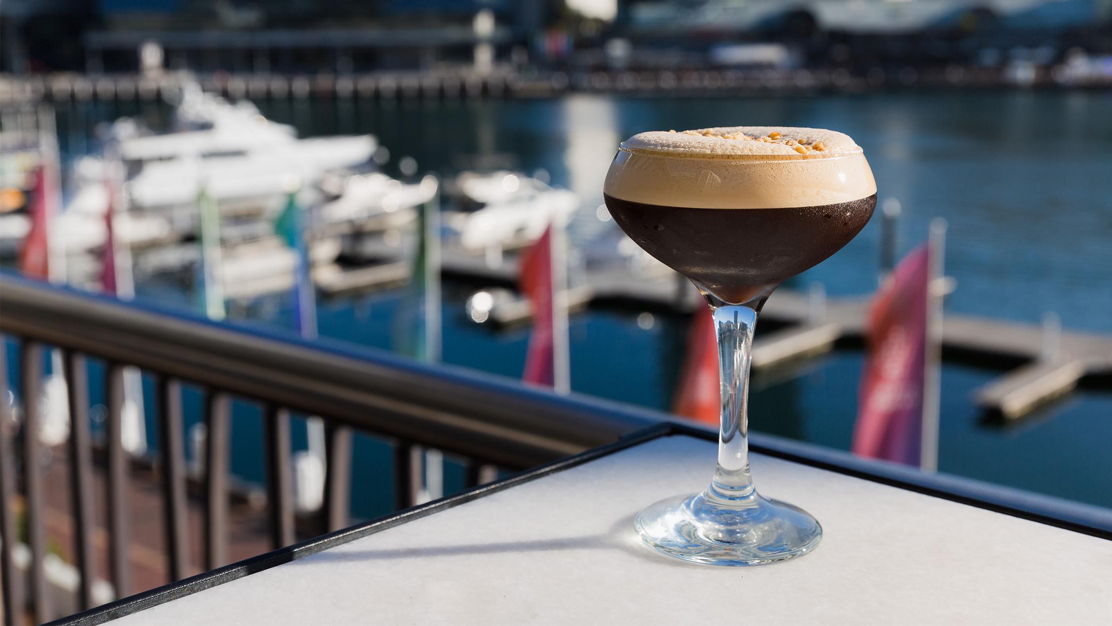 Cafe Del Mar Espresso Martini Patron