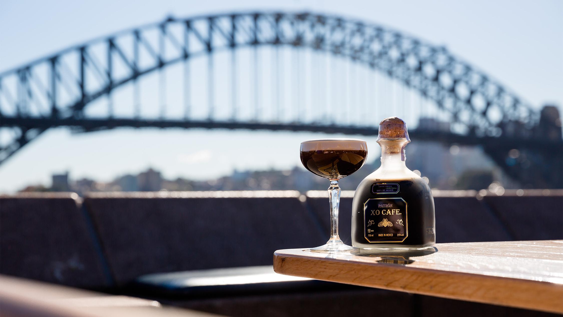 Opera Bar Espresso Martini Patron
