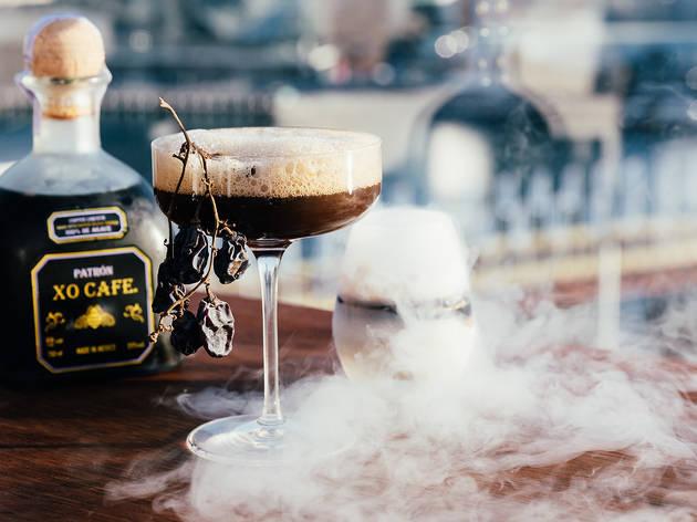 Zephyr Espresso Martini Patron