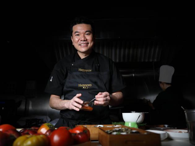 An odyssey of taste with Darren Chin