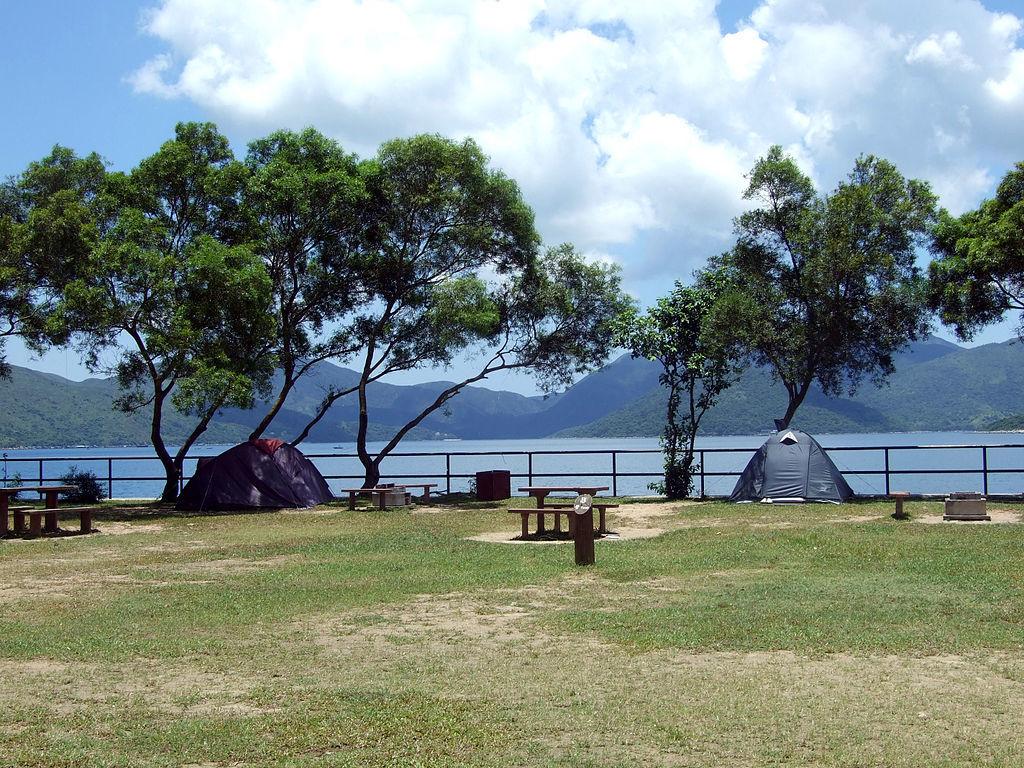 Wan Tsai camping site