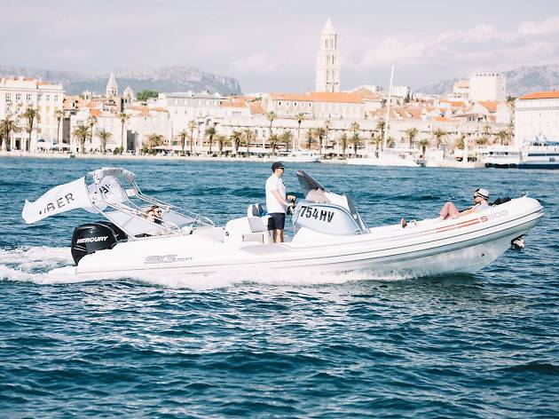 Find epic things to do in Split and the islands with UberBOAT