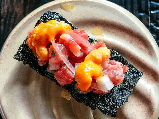Robin, a hip new omakase restaurant, is now open in Hayes Valley