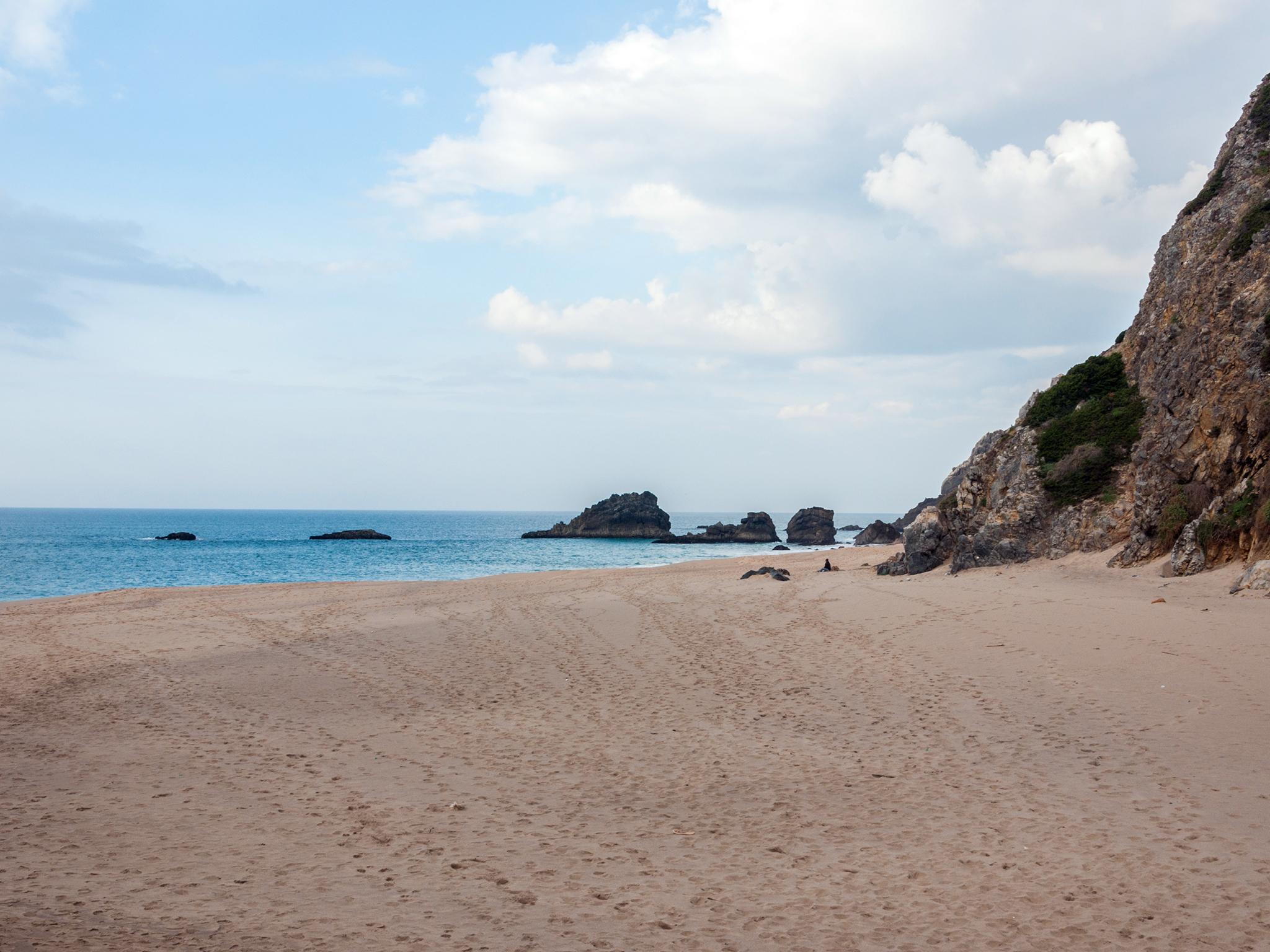 As melhores praias em Sintra