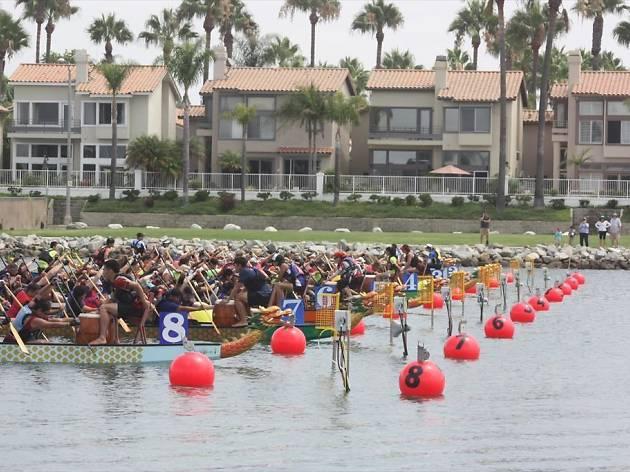 Long Beach Dragon Boat Festival