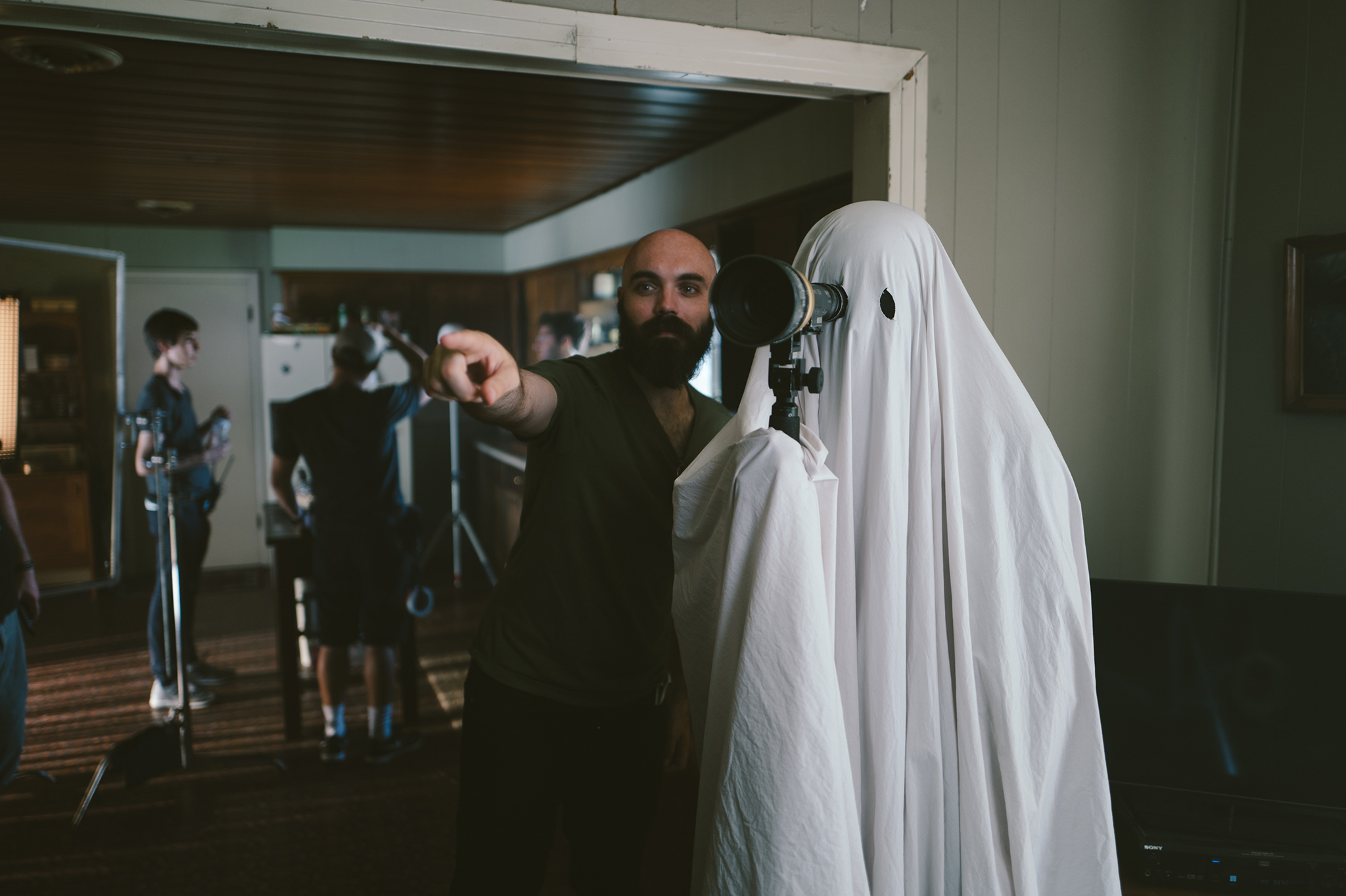 A Ghost Story's director David Lowery on getting into the spirit of his weird supernatural romance