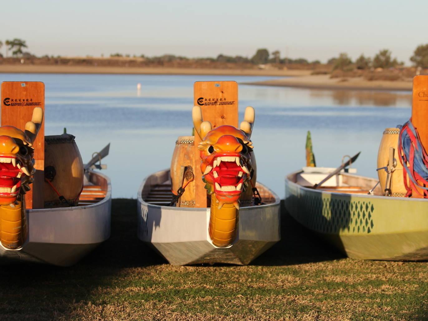 San Diego International Dragon Boat Race