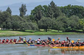 Los Angeles Dragon Boat Festival