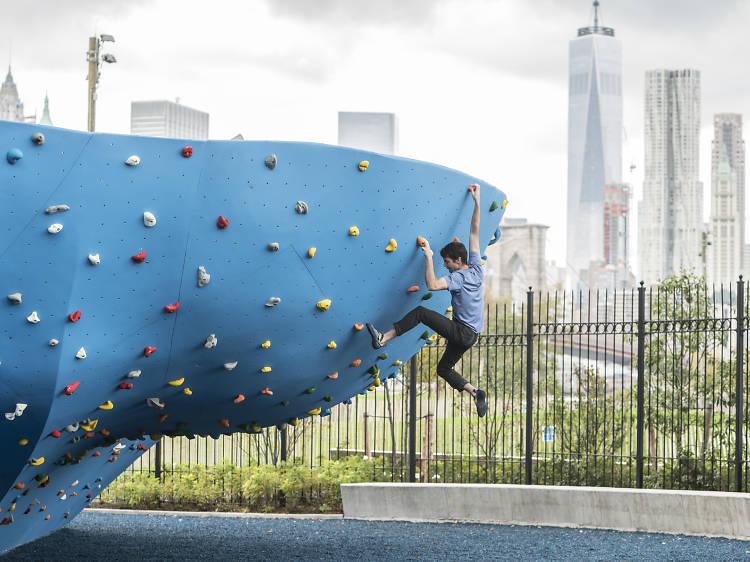 Rock Climbing Walls for Kids