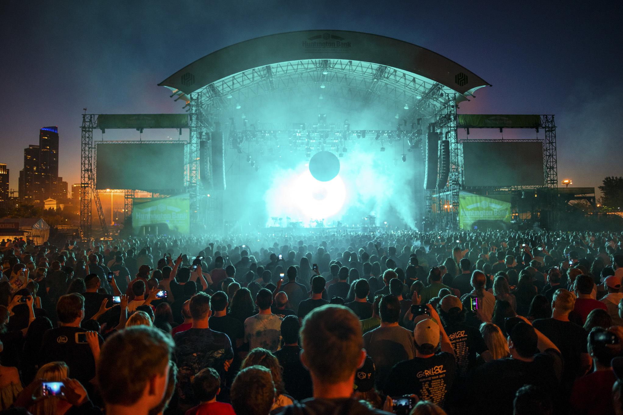 music concerts chicago calendar