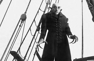 Nosferatu. Ciclo de Terror Complejo el Águila