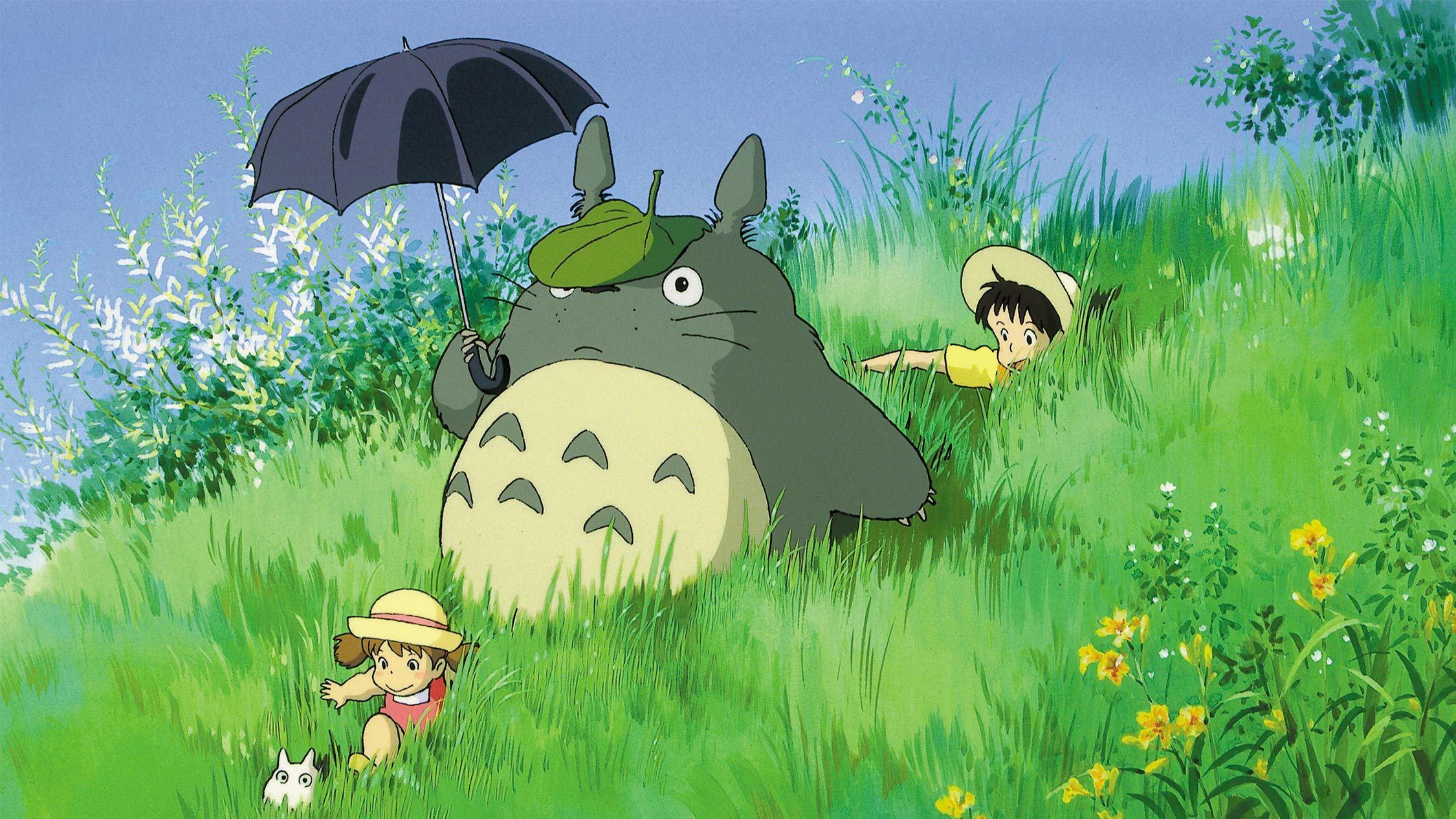 Celebrate! Studio Ghibli