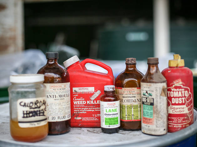 Chemical clean out