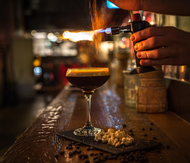 Mejico espresso martini - Patron
