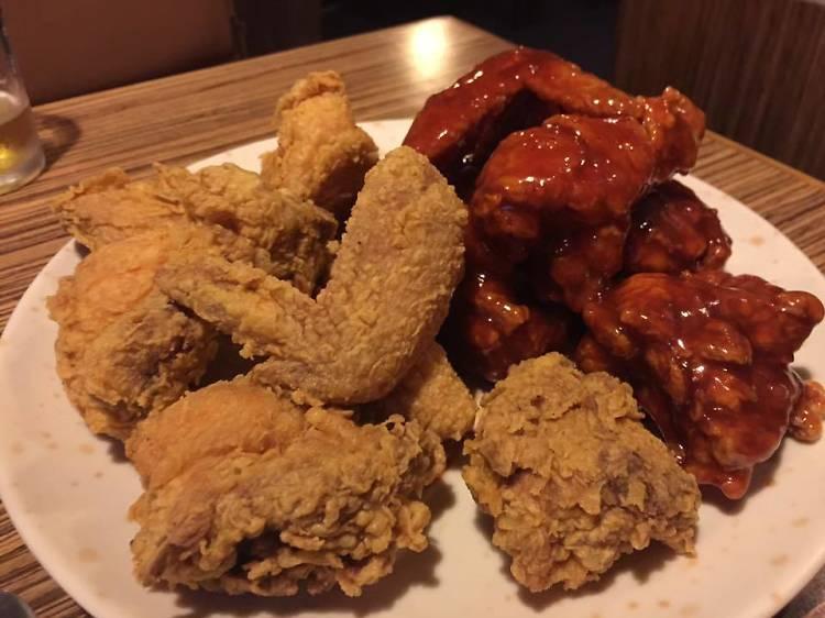 Chicken Hof & Soju (李家)