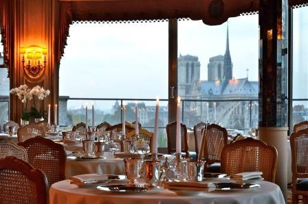 Dine at the third oldest restaurant in the world