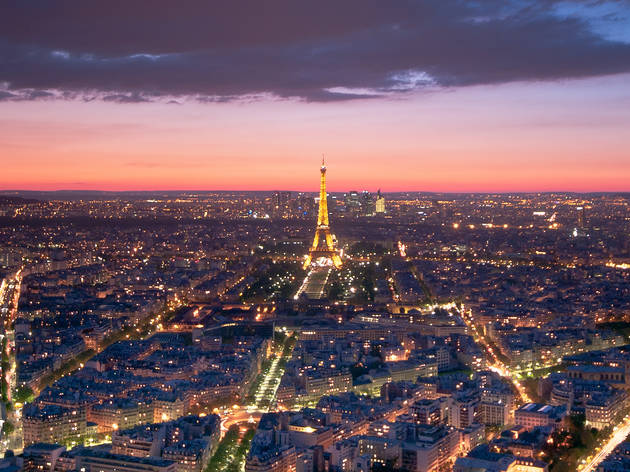 See 12 iconic Parisian buildings from one incredible spot