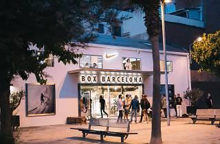 Nike Box Barcelona