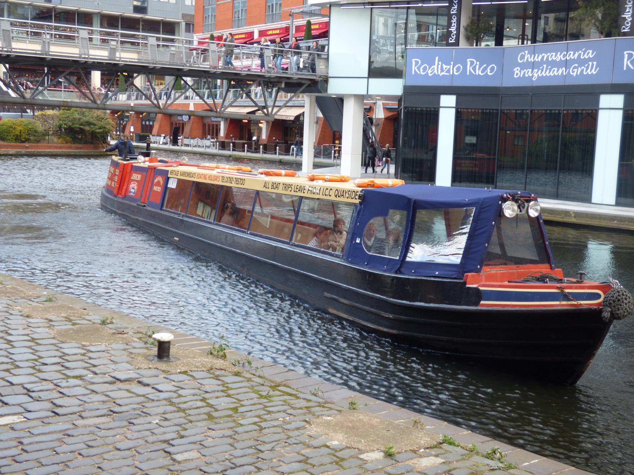 Sherbourne Wharf, Birmingham