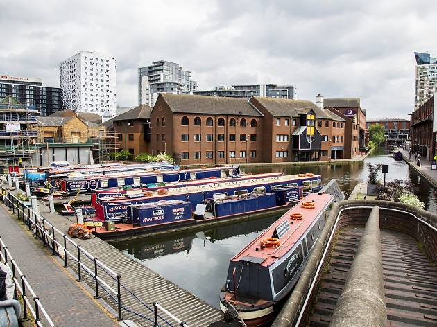 The best waterside spots in Birmingham
