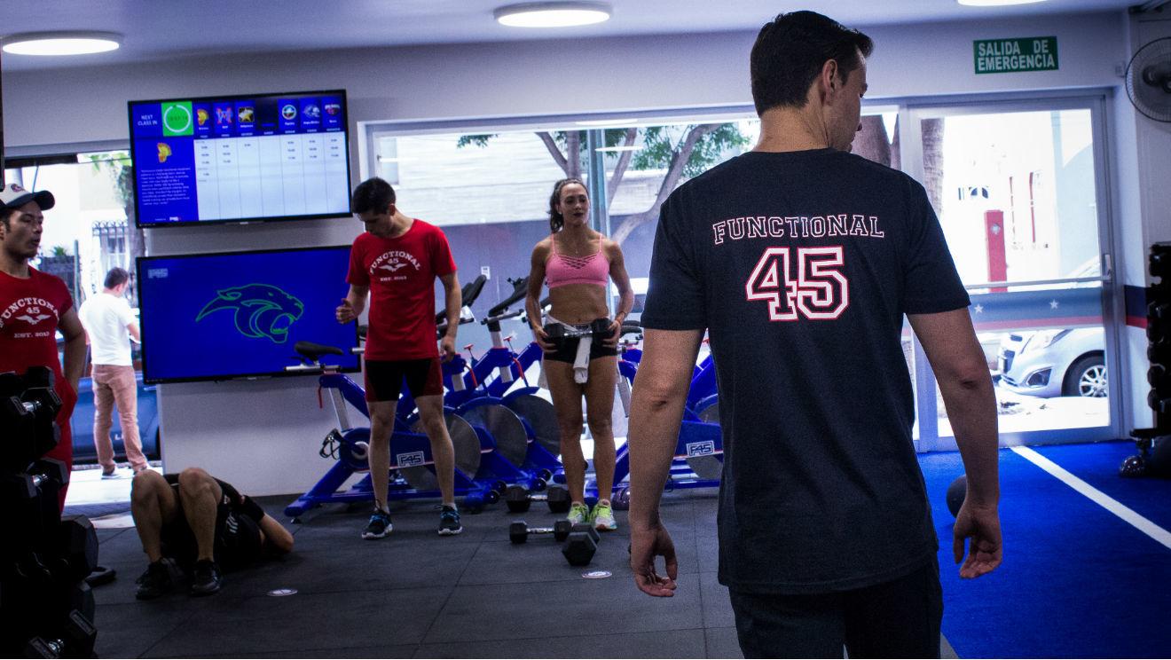 F45 Training Condesa