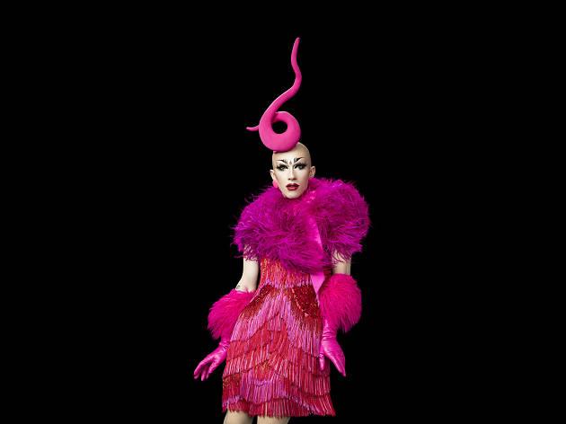 Sasha Velour la ganadora de la novena temporada de RuPual's Drag Race