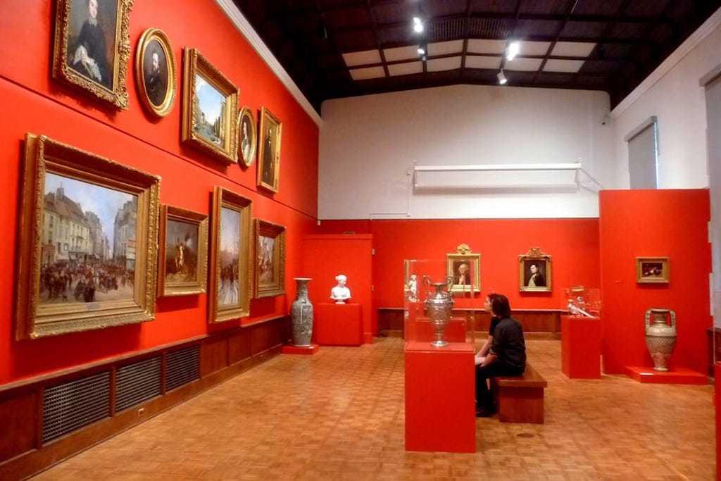 arthur ross gallery