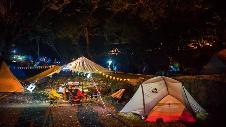 Nam Shan Camping Site