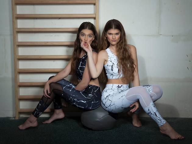 "6 niche activewear brands in Israel to ""sport the look"""
