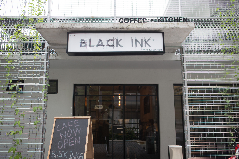 Black Ink No 6